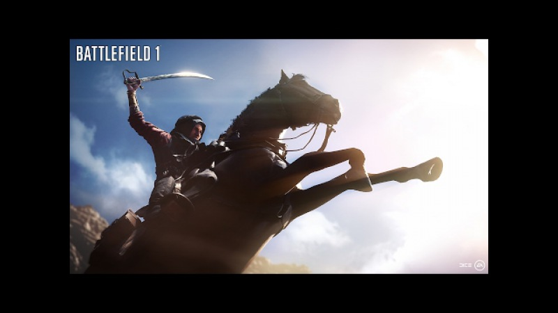 дадим еще один шанс Battlefield 1