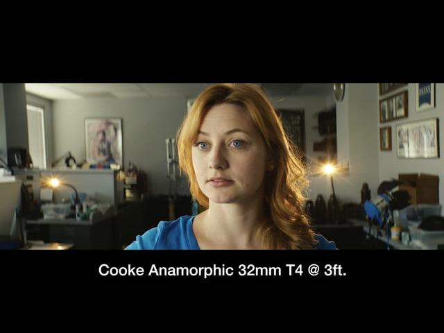 Anamorphic Lens test comparison. Shot on Sony F55