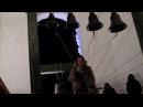Колокольный звон Крещенский фестиваль в Каргополе звонарь Олеся Ростовская