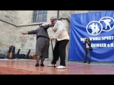 Oma + Opa Boogie Show beim Stadtfest T