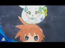 WORLD OF FINAL FANTASY - Opening Anime Cut Scene Video PS4, PS Vita