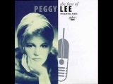 Peggy Lee A Taste of Honey
