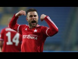 Patryk Malecki Amazing goal Wisla vs Korona bramka sezonu Patryka Maleckiego !