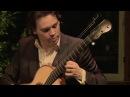 Играет 1 пальцем на л.р.: Rolf van Meurs plays Scherzo con Variazioni by L. Legnani