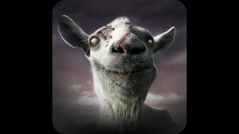 Обзор игры Goat Simulator GoatZ ( Экшен ) на андроид