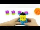 Как сделать МИШКУ ТЕДДИ из конструктора липучки Bunchems (Банчемс) видео инструкция