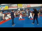 Овсепян Артур «РУБІЖ»: фінальний поєдинок на Відкритому чемпіонаті області з карате (частина I)