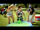Bunch O Balloons - The Easiest Way to Make Water Balloons! _ Water Balloon Fight