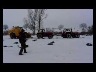 Зверская Мощь Трактор монстр Кировец К 700,К 701