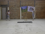 II Фестиваль Акро-йоги на Алтае. Lottery Flow. Даша Калиникина (Новосибирск) и Ильмира Закирова (Томск)