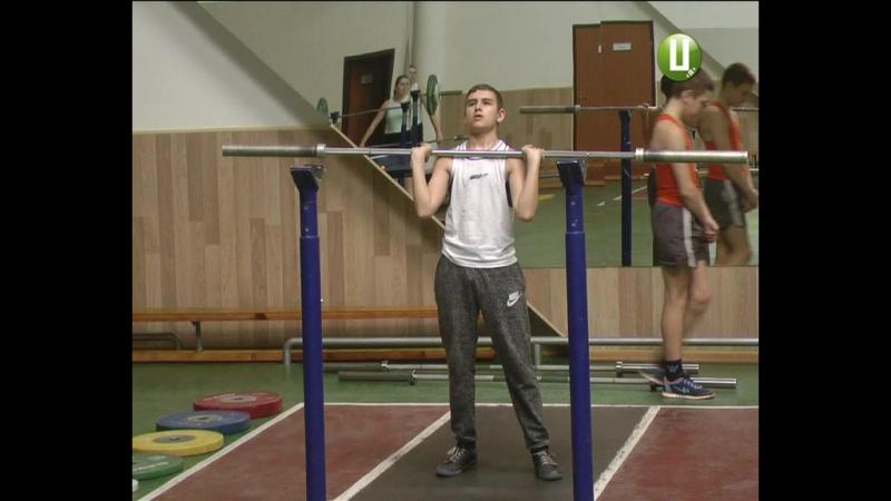 Хмельницькі важкоатлети готуються до боротьби за європейське золото