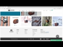 Создание сайта для GoPro Cases
