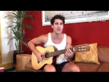 DarrenCriss_Official  I want to play just a few songs for you. I'll do a mash-up. These were requested by you. So here they are.