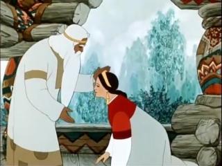 Мультфильм Снегурочка (1952 г.) на основе оперы Римского-Корсакова (1)