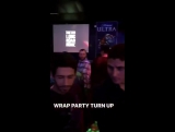 wrap party The Long Road Home 2