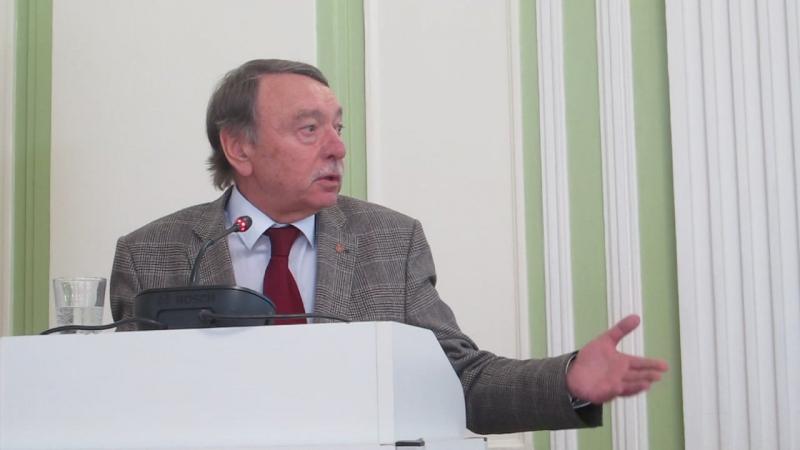 Выступление Президента ТГУ Майера Г.В.