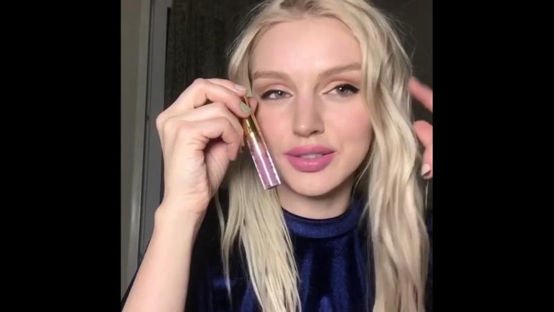Таня Горинович о помадах Kylie