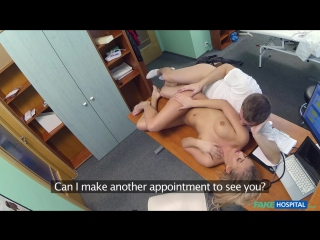 [FakeHospital/FakeHub] Cayla Lyons - Petite patient now craves big dick [All Sex,New Porn 2017]