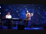 La melodia ( музыка С. Чипенко, слова Е. Зарина) исп. Л. Сваровская , М. Бушуев