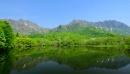 新緑の戸隠鏡池から戸隠牧場に・4K撮影