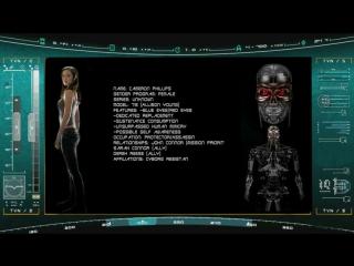 Terminator - Summer Glau (The Sarah Connor Chronicles)