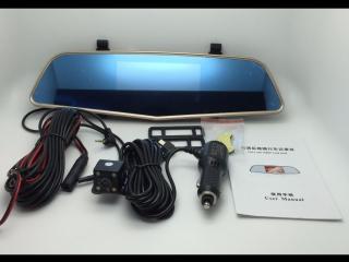 Обзор видеорегистратора X15 NOVATEK 96655