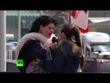 Без комментариев: принца Чарльза и герцогиню Камиллу рассмешило пение малых народов Канады