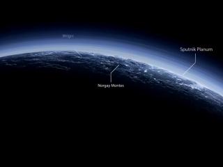 Pluto's 'Twilight Zone' (The Dark Side of Pluto)