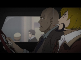 [AniDub] 91 день / 91 Days 3 серия [Озвучка:  Студийная банда AD]