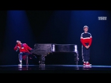 Танцы - Ирина Кононова и Миша Кирин