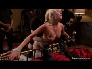 Бдсм отодрали толпой порно