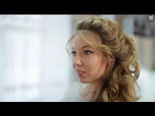 Репортаж LIFT TV. Семинар по вечерним прическам. VIP-стилист Людмила Евдокимова