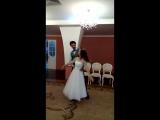 Свадебный вальс Ксюши и Валеры Гриньковых