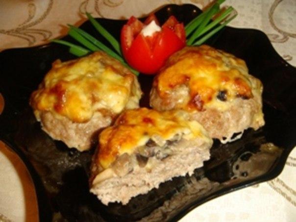 Рецепт биточков из фарша в духовке с подливкой рецепт пошагово