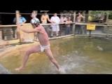 Jackass_ The Movie (1_10) Movie CLIP - Alligator Tightrope (2002) HD