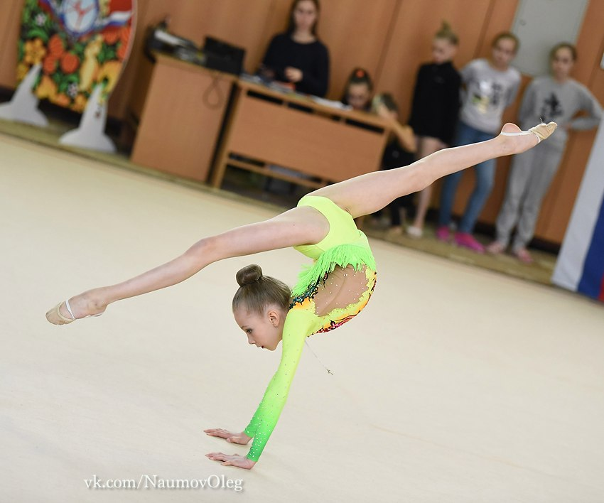 фото Олега Наумова