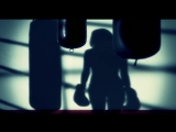 Female Fitness Xtreme Knockout Model Boxing workout
