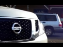 Патрол нового времени - Nissan Patrol Y62