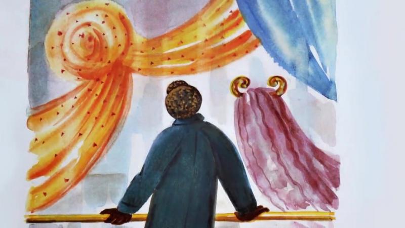 Клей. Бжехва (в пер. Заходера) Сказка на ночь. Мультфильм перед сном. Сказки усп