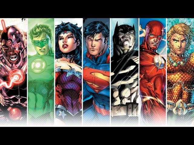 История Лиги Справедливости