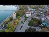 Крым Евпатория с квадрокоптера DJI Mavic Pro