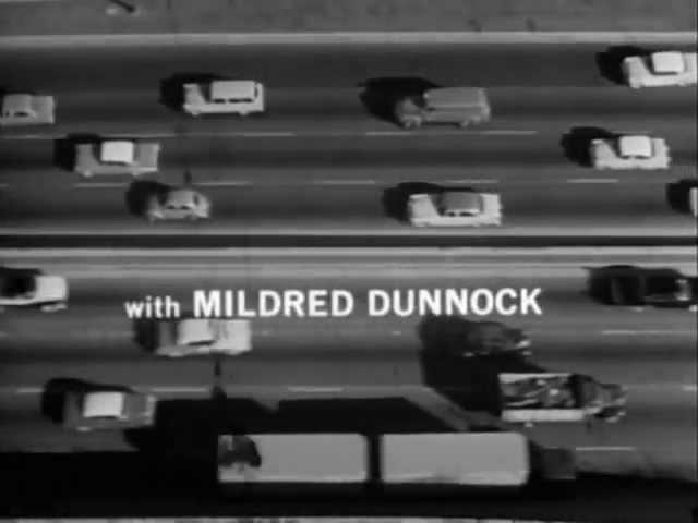 Opening Credits - Something Wild (1961) Saul Bass / Aaron Copland