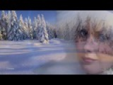 Снегопад. Нани Брегвадзе.  Автор ролика Тамара Ветошева.