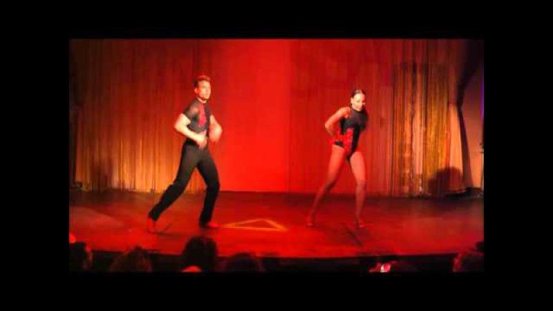 Baila Baila Salsa Festival 2016 Yunaisy Farray Danger Rodriguez (Full)