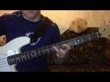 розовая пантера на бас гитаре!)