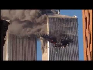 In memory of the victims of the terrorist attacks of September 11, 2001