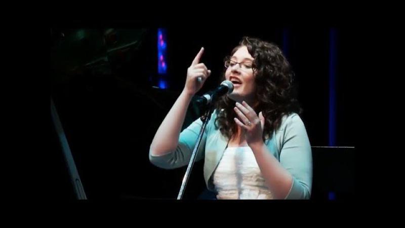 Mandy Harvey Performs