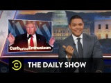 The Daily Show - Obama Says Goodbye Trump (Allegedly) Gets a