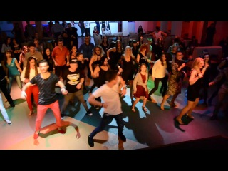 Afrohouse Gennady Roma Salsa Bus. AfroLatin TOUCH 2016