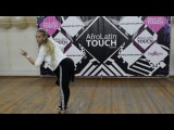 Reggaeton workshop Ksenia Chkalova AfroLatin TOUCH 2016